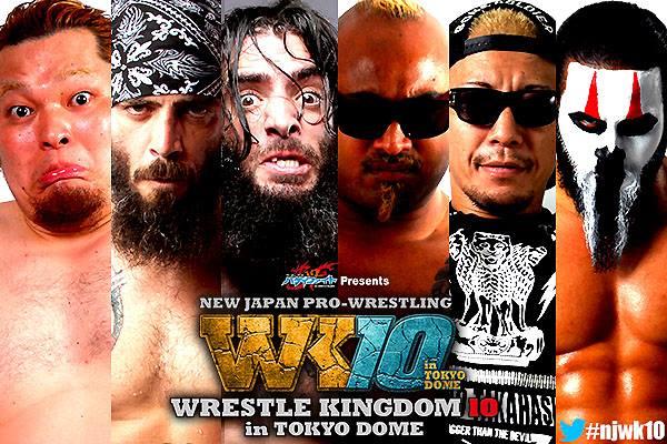 """NJPW: Noticias """"Wrestle Kingdom 10"""", listos los Briscoe Brothers, se anuncia la mesa de comentaristas en inglés 1"""