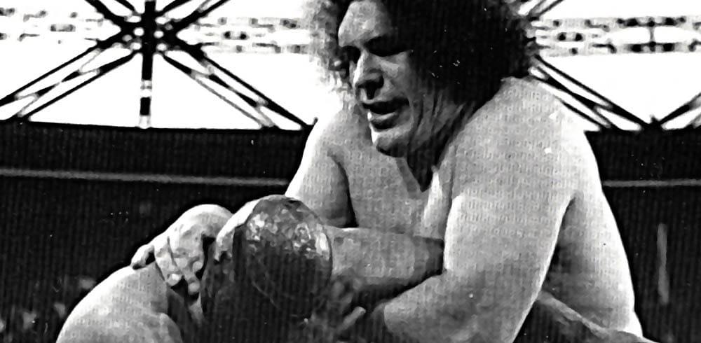 Recordando a André el Gigante a 23 años de su muerte 1