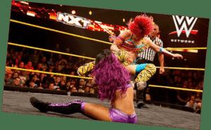 Se vuelve a encender la revolución femenil: Candice LeRae debuta en NXT 3