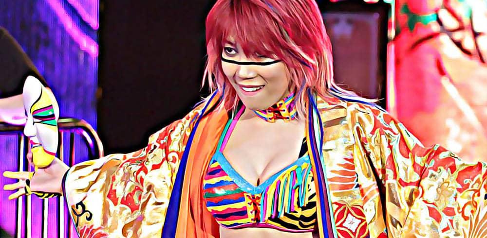 Ya hay fecha para el debut de Asuka en el roster principal 1