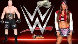Brock Lesnar y Nikki Bella, Superestrella y Diva de WWE mejores pagados en 2015 / SÚPER LUCHAS - SuperLuchas.com