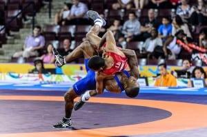 Preparando la lucha olímpica para los Juegos Olímpicos de 2016 11
