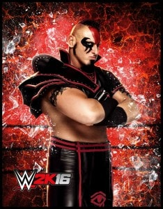 Konnor / WWE2K16