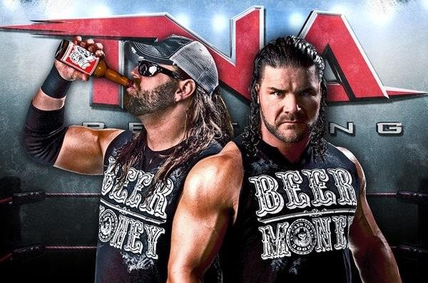 Confirmado, James Storm vuelve a TNA y renace Beer Money Inc. 1