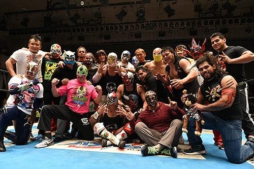 """NJPW: Se anuncia la edición 2018 de """"Fantasticamania"""" 1"""