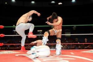 CMLL – Una mirada semanal al CMLL (del 14 al 20 de enero de 2016) - Mala semana para Carístico, Esfinge gana la Copa Jr. y mucho más... 4