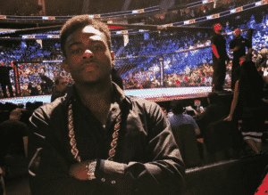 Aljamain Sterling fuera de UFC Fight Night 102 10