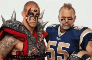 James Laurinaitis fue despedido por los Rams de la NFL. ¿Lo veremos pronto en WWE? 4