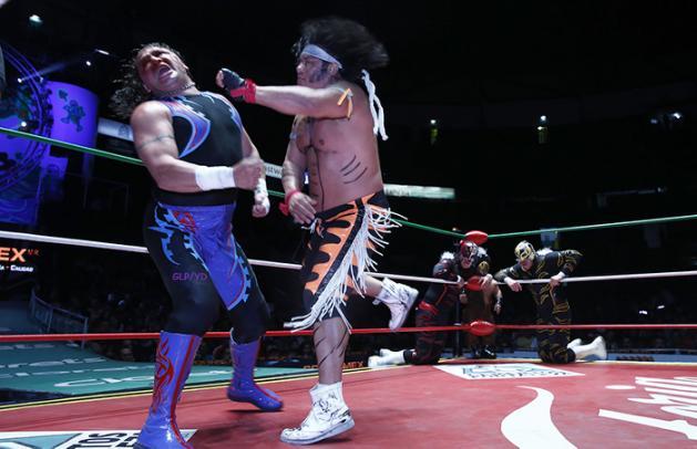 """CMLL: """"No me interesa regresar de tiempo completo al CMLL; si gano a Felino voy por Negro Casas"""": Súper Crazy 1"""