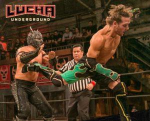 Lucha Underground: Resultados Temporada 2 Capítulo 3: La caza está en... 5