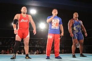 "NJPW: Resultados ""Lion's Gate Project 1"" - 25/02/2016 39"