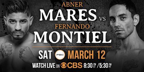 Abner Mares habla de su pelea con Fernando Montiel 1