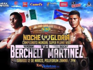 ''Rocky'' Martínez quiere pelear contra Vargas 13
