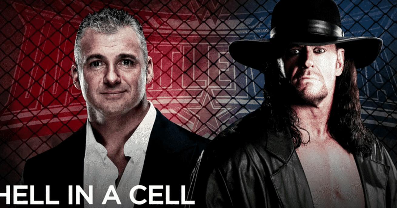 WrestleMania 32: Shane McMahon vs. The Undertaker