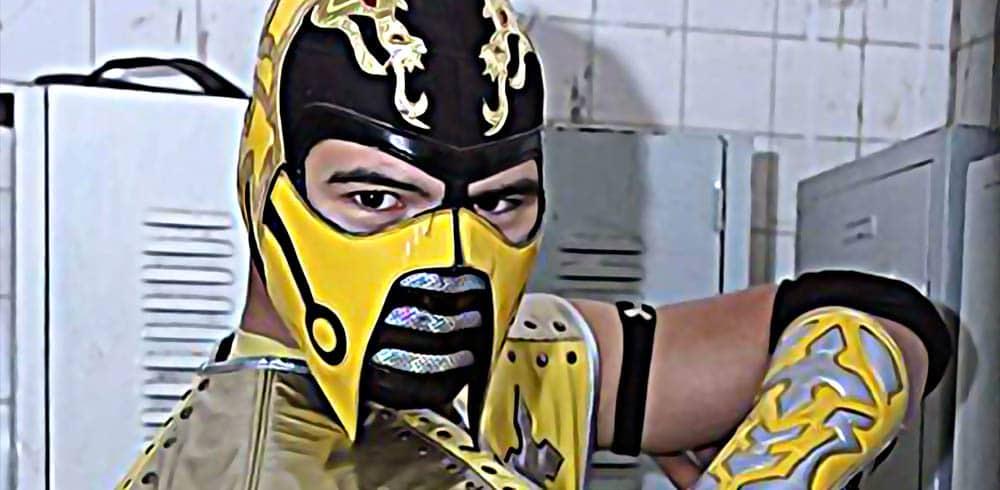 Humberto Carrillo vs AJ Styles
