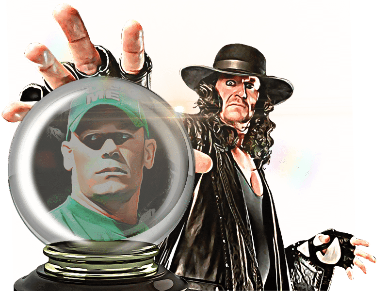 Undertaker John Cena