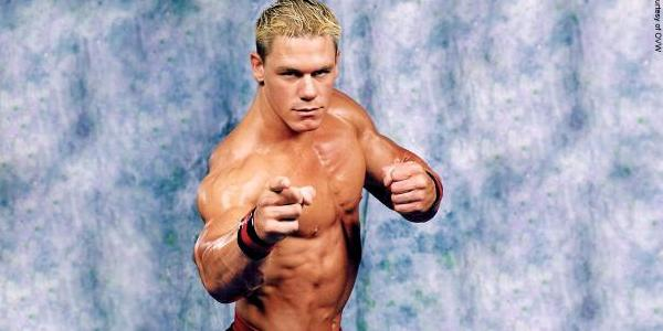 Bruce Prichard dice que John Cena sólo fue visto al principio como un tipo musculoso 4