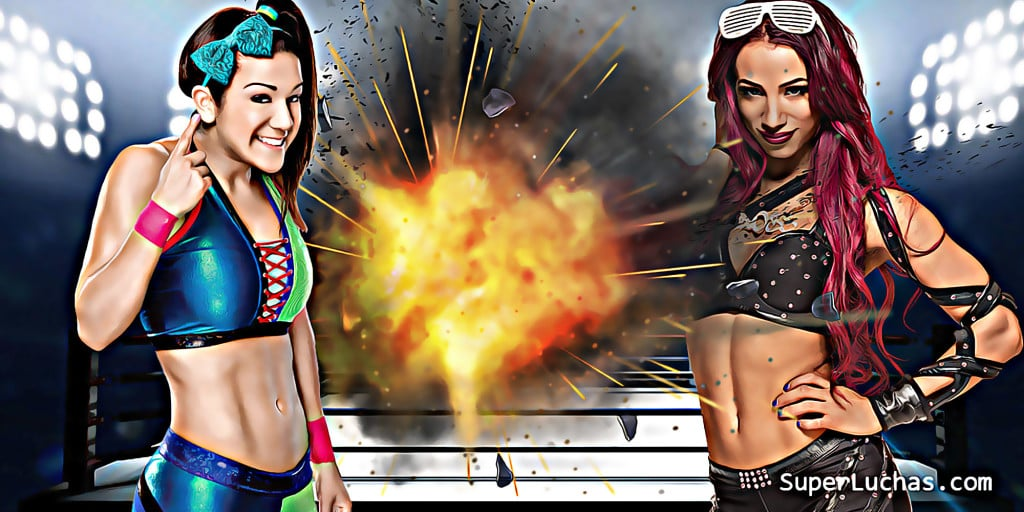 ¡Bayley vs. Sasha Banks esta noche en Raw! 5