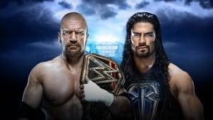 Triple H vs. Roman Reigns en WrestleMania 32 podría ser una lucha sin descalificación 1