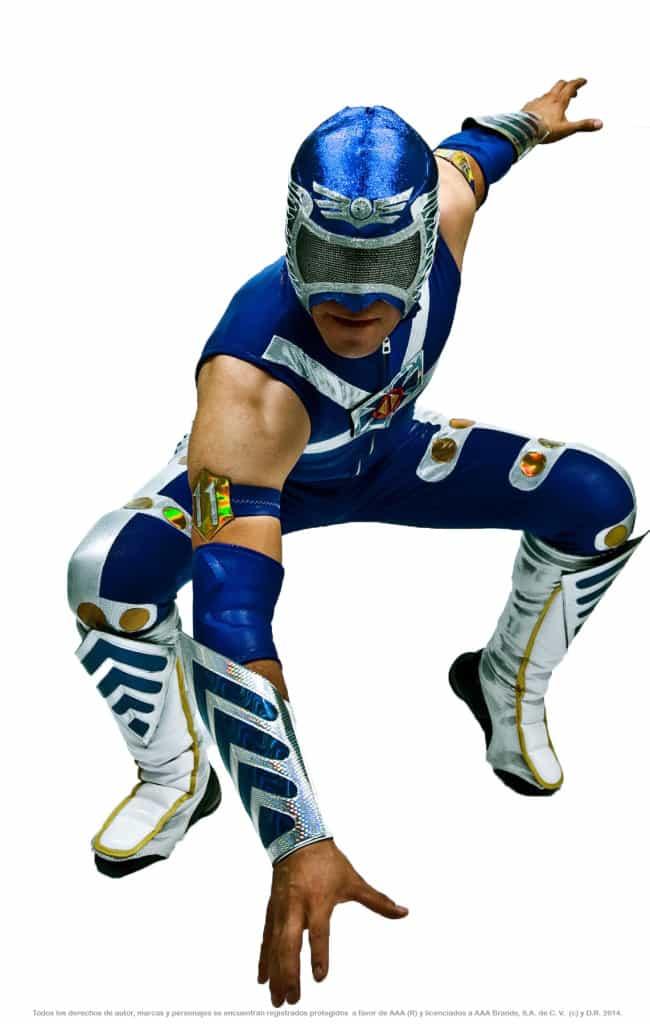 """AAA - """"En King of Tríos tenemos la calidad y eso lo vamos a demostrar arriba del ring"""": Aerostar 1"""