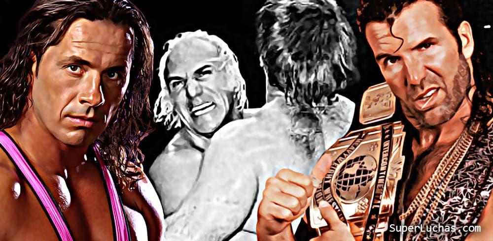 Cinco significativos cambios de título en WWE que no fueron televisados 6