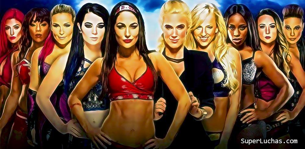 WWE renuncia al término 'Diva' — Estrenará un nuevo Campeonato Femenil tras WrestleMania 1