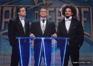 Los Colón, incluyendo a Carlito, ¿se juntarán próximamente en WWE? 4
