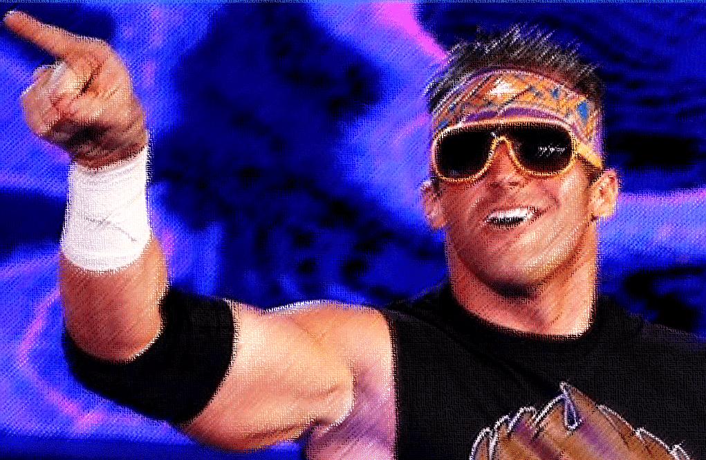 Zack Ryder: el chico que vio a Michaels vs. Ramon, ahora va en búsqueda del Campeonato Intercontinental 1