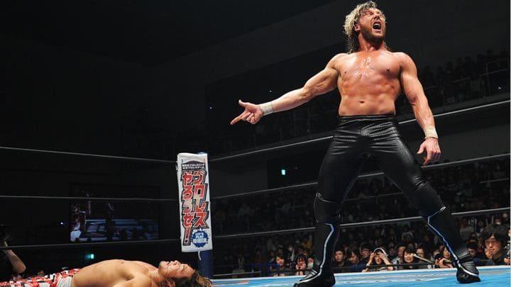 Ya que se queda en NJPW, Kenny Omega desprecia al CMLL 2