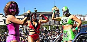 El Día Internacional de la Mujer para la lucha libre femenil mexicana 7