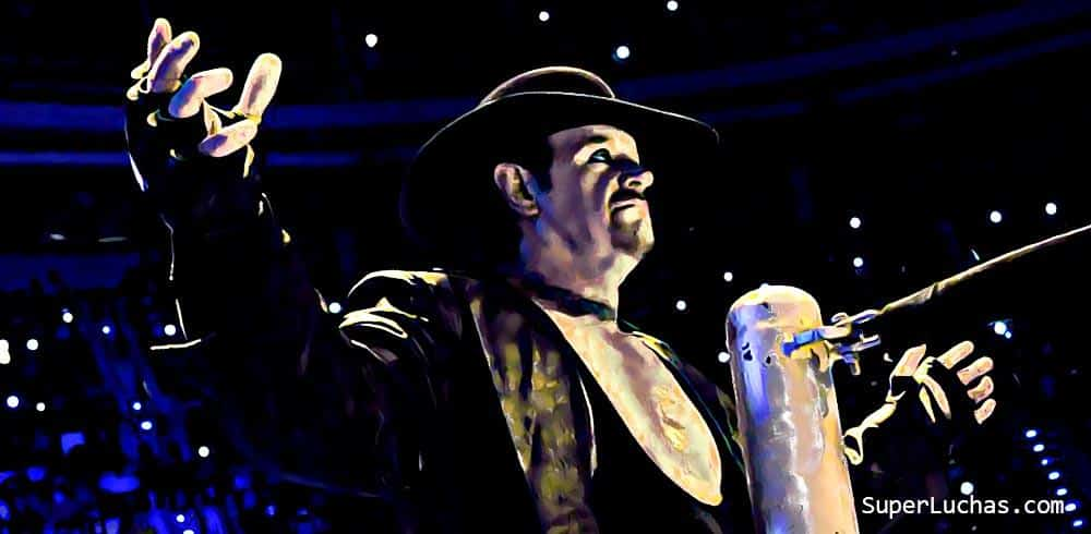 "Según Dave Meltzer, The Undertaker salió ""muy tocado"" de Royal Rumble (2017) 14"
