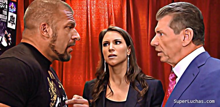 Cuando Triple H conoció a Vince McMahon
