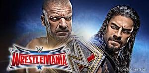 Cartel actualizado WrestleMania 32 — Los Social Outcast se suman al evento 2