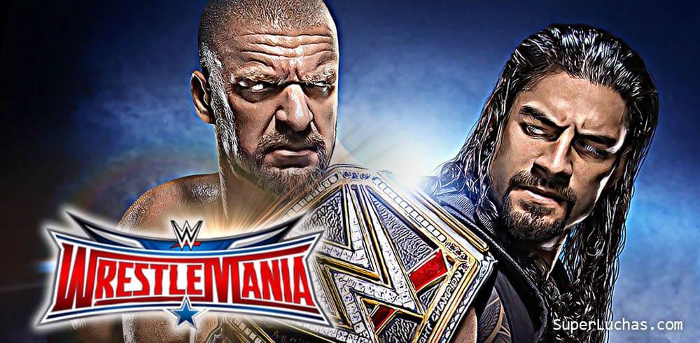 WrestleMania 32 (Cobertura y resultados) - Roman Reigns se corona y The Undertaker triunfa en una noche llena de sorpresas 1