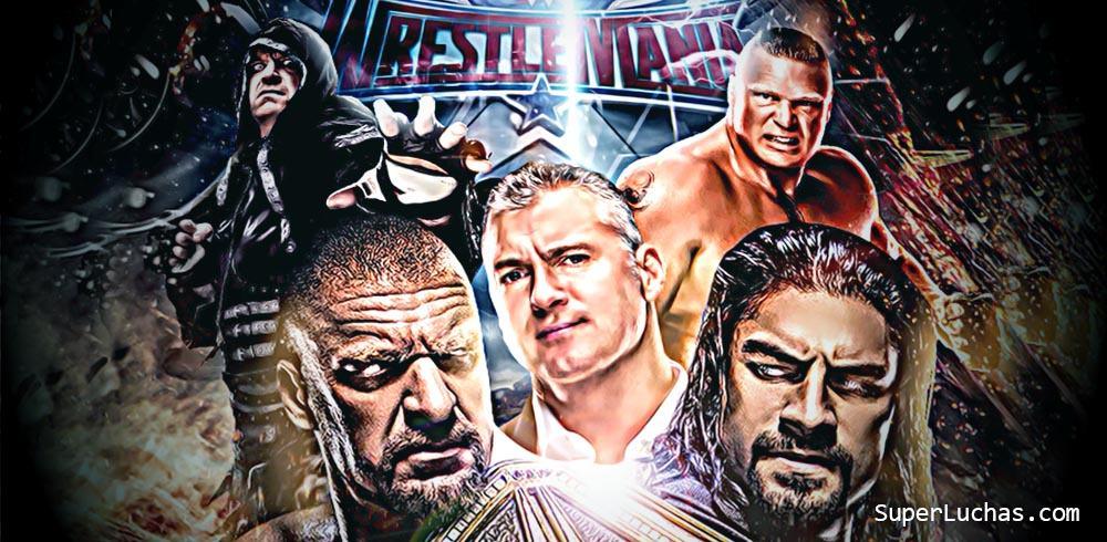 Decidir qué lucha cerrará WrestleMania 32, parte del choque de egos entre Triple H y Vince McMahon 4