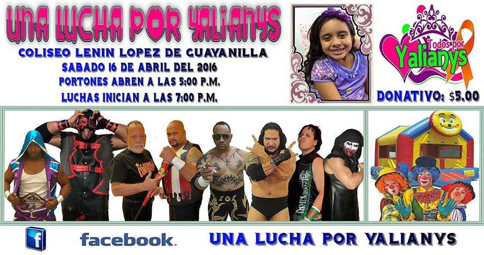 Puerto Rico: Una Lucha por Yalianys el 16 de Abril en Guayanilla 20