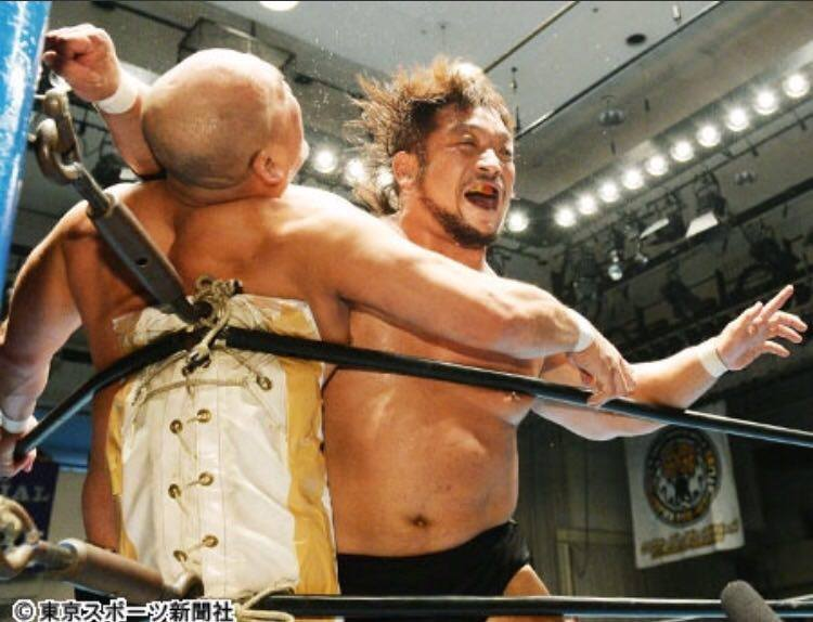 "RJPW: Resultados ""Legend of the Gold IV"" - 24/03/2016 - Daisuke Sekimoto defiende su cinturón 15"