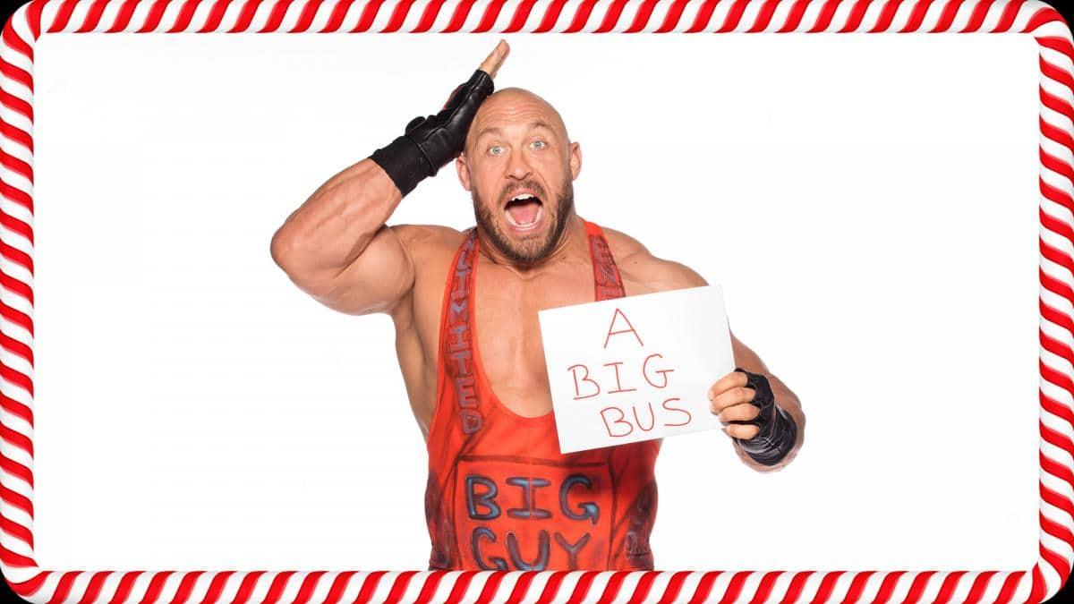 Las últimas y fuertes palabras de Ryback en las oficinas de WWE 1