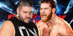 Video: Kevin Owens y Sami Zayn forman equipo para enfrentar a Jinder Mahal 1