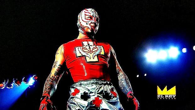 Rey Mysterio Aztec Warfare II