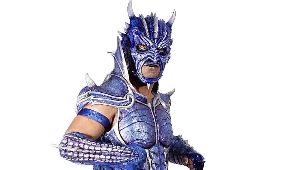 """AAA: """"A mis tres rivales les tengo preparadas muchas sorpresas que ya verán arriba del ring, porque aquí hay de todo, menos miedo"""": Drago 2"""