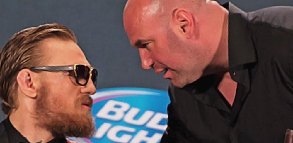 """Dana White: """"Si Tyron Woodley fuera como Conor McGregor sería una gran estrella"""" 2"""