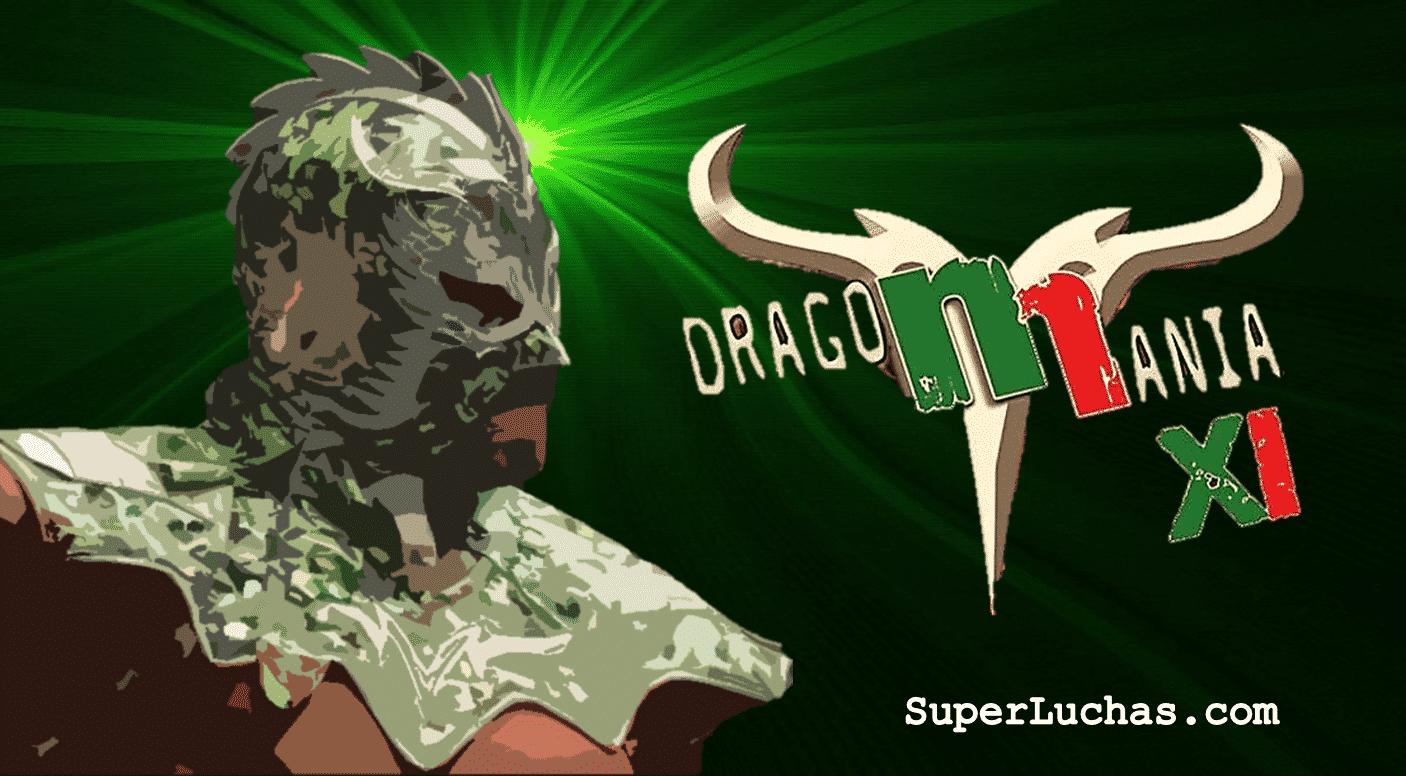 """Toryumon México: Resultados """"Dragonmanía XI"""" - 28/05/2016 - El equipo de Último Dragón se impone al de Tiger Ali en trepidante encuentro 9"""