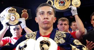 Golovkin contra Brook en septiembre 2