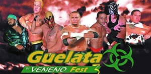 Resultados de Guelatao Fest III, organizado por Veneno — Triunfo de Lizmark Jr., Herodes Jr. y Tyson la Bestia 6