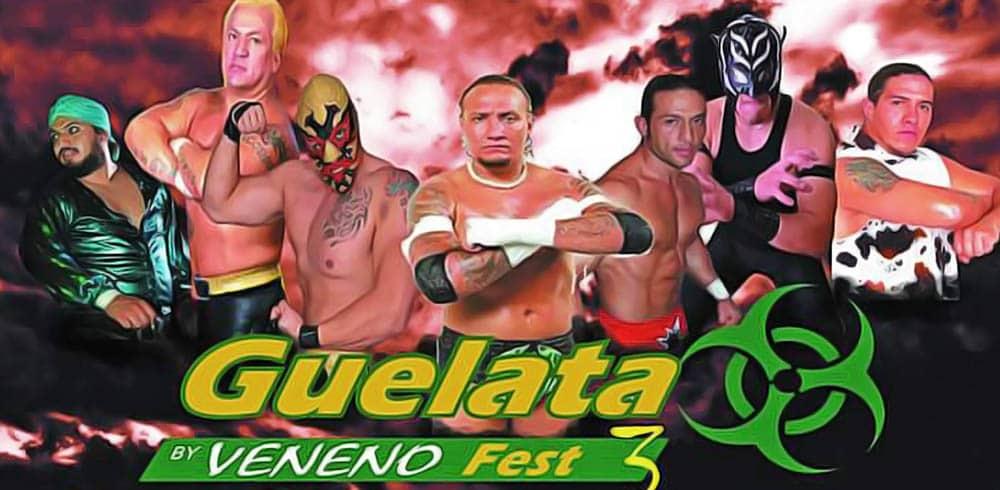 Resultados de Guelatao Fest III, organizado por Veneno — Triunfo de Lizmark Jr., Herodes Jr. y Tyson la Bestia 1