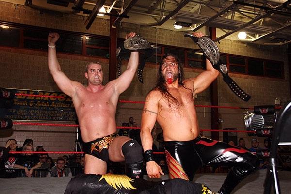 Pro Wrestling NOAH: Con dos defensas más del título de parejas, KES impone un nuevo récord 6