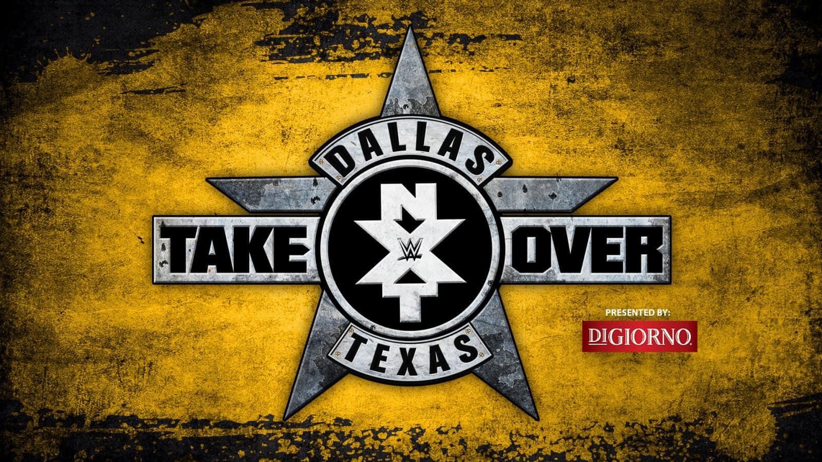NXT TakeOver: Dallas (Cobertura y resultados) - Bálor retiene - Nakamura y Aries debutan - Asuka y American Alpha nuevos campeones 1