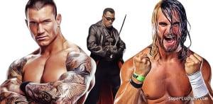 Los regresos de Randy Orton y Seth Rollins todavía lejanos — Rollins filmará una película con Wesley Snipes 20