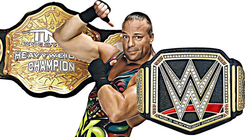 TNA WWE Rob Van Dam